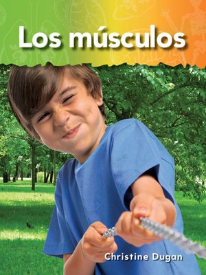 cover image of Los músculos (Muscles)
