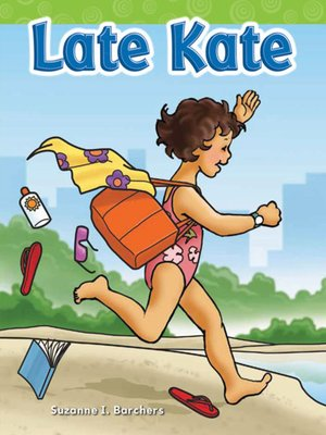 cover image of Late Kate