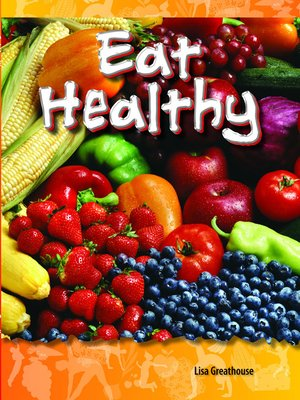 cover image of Eat Healthy