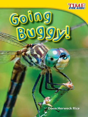cover image of Going Buggy!