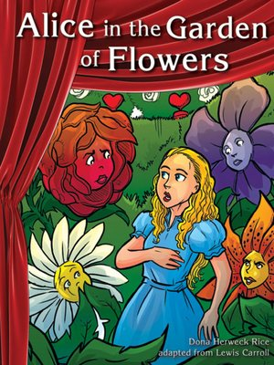 cover image of Alice in the Garden of Flowers