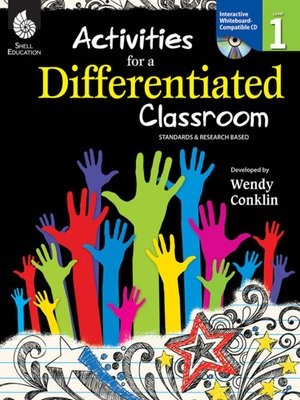 cover image of Activities for a Differentiated Classroom Level 1