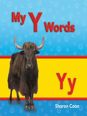 cover image of My Y Words