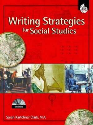 cover image of Writing Strategies for Social Studies