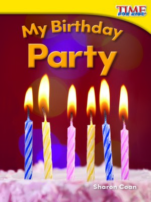 cover image of My Birthday Party