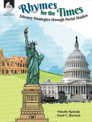 cover image of Literacy Strategies through Social Studies