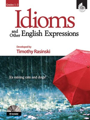 cover image of Idioms and Other English Expressions