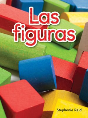 cover image of Las figuras (Shapes)