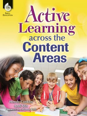 cover image of Active Learning Across the Content Areas