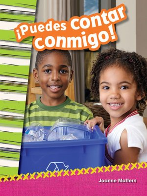 cover image of ¡Puedes contar conmigo! (You Can Count on Me!)