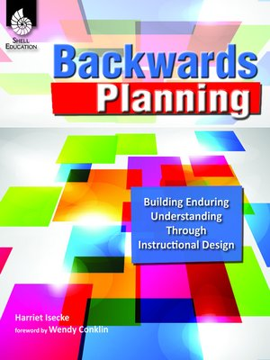 cover image of Backwards Planning