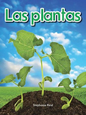cover image of Las plantas (Plants)