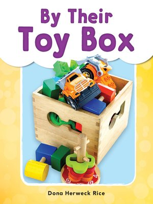 cover image of By Their Toy Box Read-Along eBook