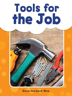 cover image of Tools for the Job