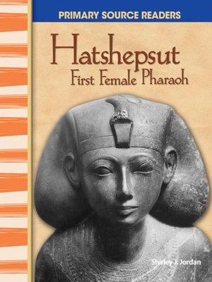 cover image of Hatshepsut