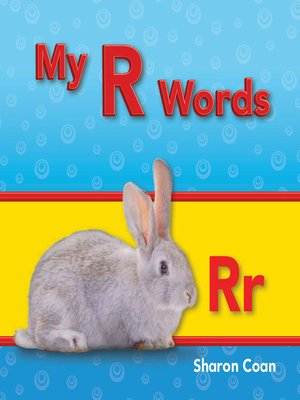 cover image of My R Words