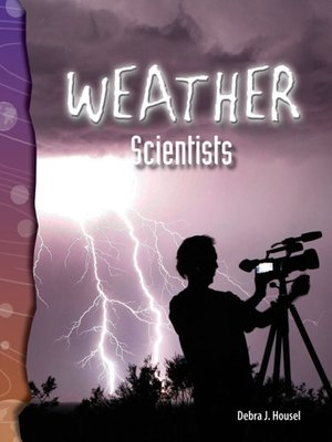cover image of Weather Scientists