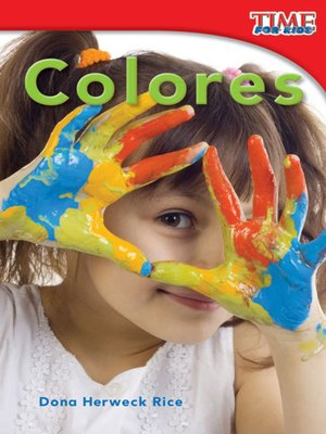 cover image of Colores (Colors)