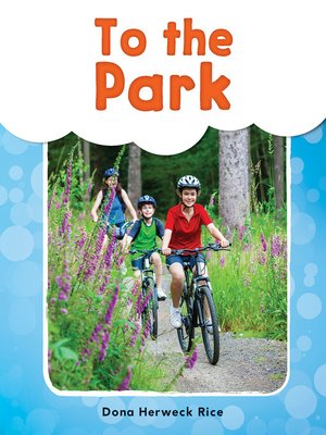 cover image of To the Park