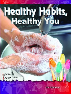 cover image of Healthy Habits, Healthy You