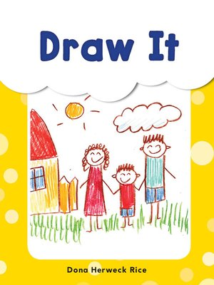 cover image of Draw It