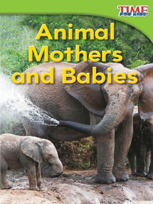 cover image of Animal Mothers and Babies
