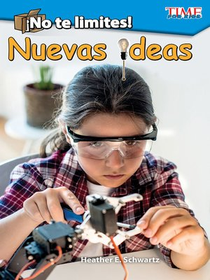 cover image of ¡No te limites! Nuevas ideas (Outside the Box: New Ideas!)