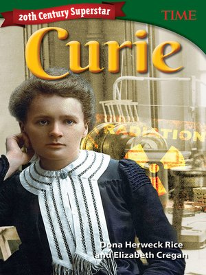 cover image of 20th Century Superstar: Curie