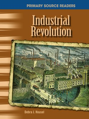 industrial revolution and the great div The so-called fourth industrial revolution is impact nearly every aspect of  we  know technology improves productivity and greater productivity.
