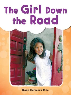 cover image of The Girl Down the Road