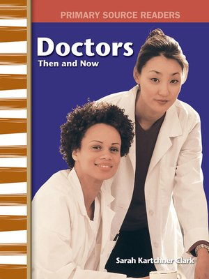 cover image of Doctors Then and Now
