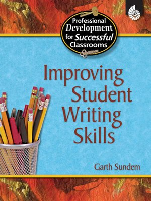 cover image of Improving Student Writing Skills