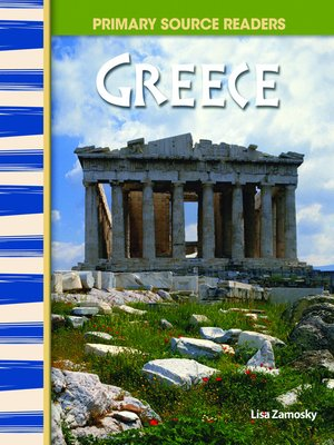 cover image of Greece