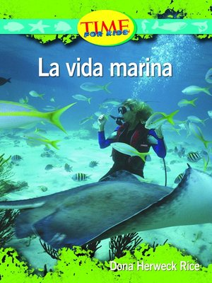 cover image of La vida marina (Sea Life)