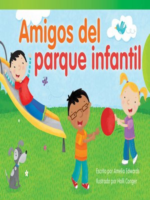 cover image of Amigos del parque infantil (Playground Friends)