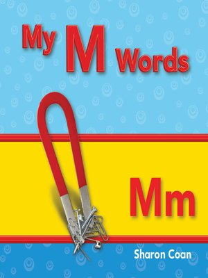 cover image of My M Words