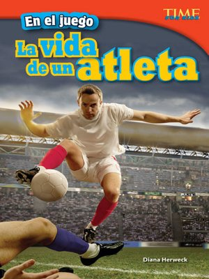 cover image of En el juego: La vida de un atleta (In the Game: An Athlete's Life)