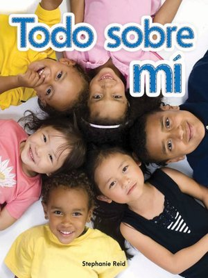 cover image of Todo sobre mí (All About Me)