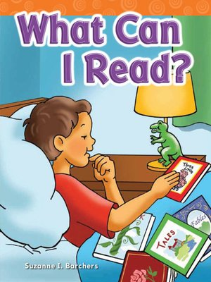 cover image of What Can I Read?