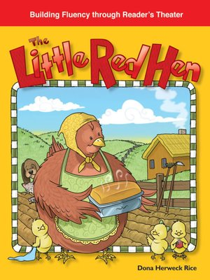 cover image of The Little Red Hen