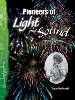 cover image of Pioneers of Light and Sound