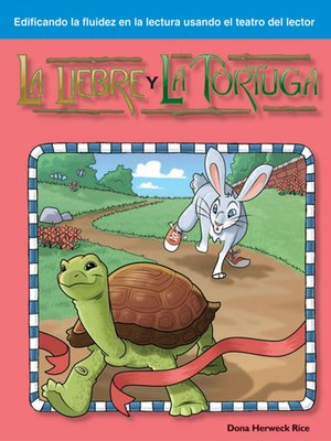 cover image of La liebre y la tortuga (The Tortoise and the Hare)
