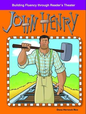 cover image of John Henry
