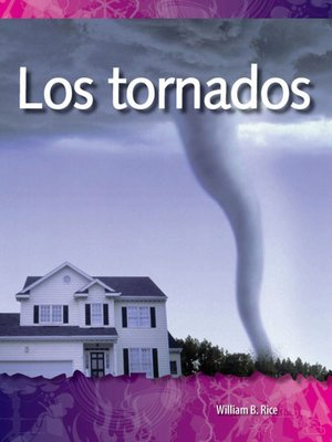 cover image of Los tornados (Tornadoes)