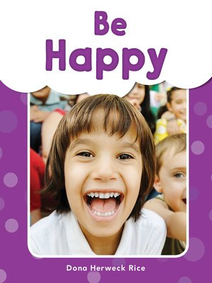 cover image of Be Happy