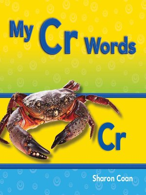 cover image of My Cr Words