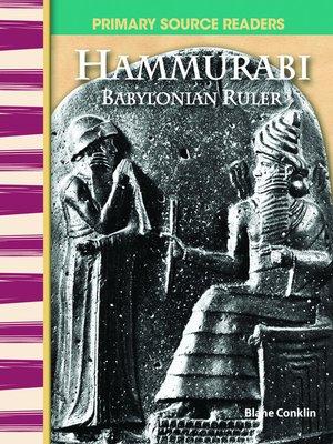 cover image of Hammurabi