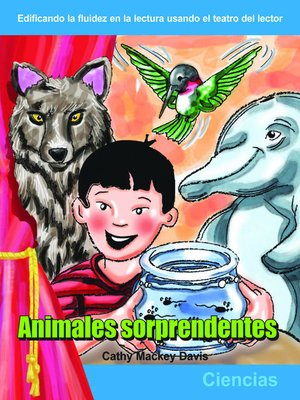 cover image of Animales sorprendentes (Amazing Animals)