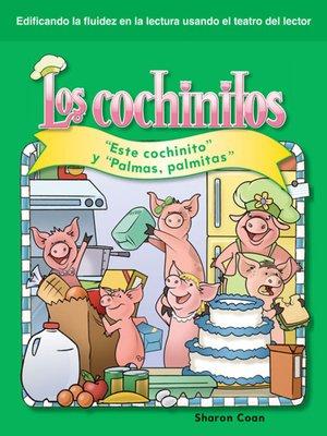 cover image of Los cochinitos (Little Piggies)