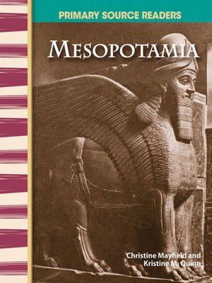 cover image of Mesopotamia